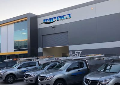 Impact Refrigeration Office