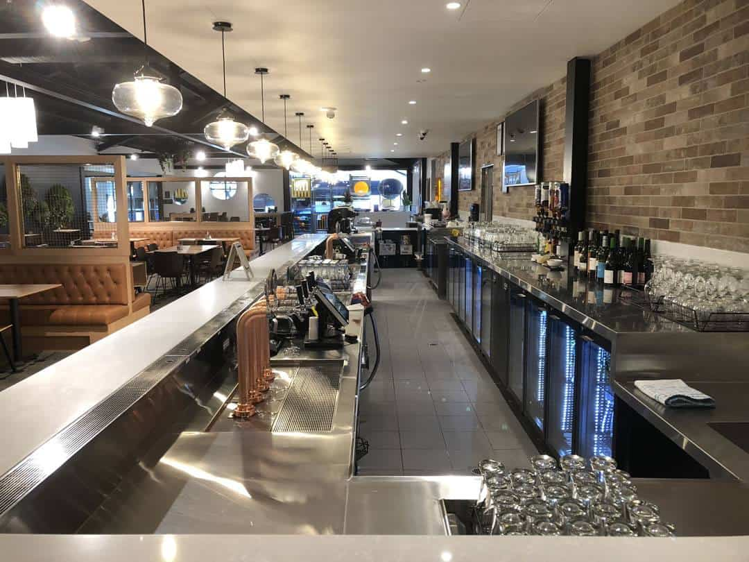 Complete Commercial Kitchen & Bar Design, Fitout, Supply & Maintenance