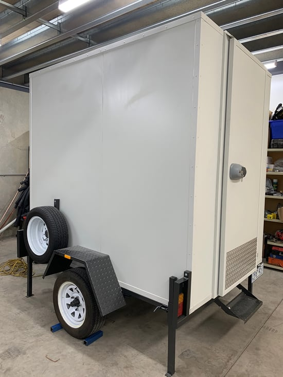 Mobile Coolroom For Sale - Melbourne